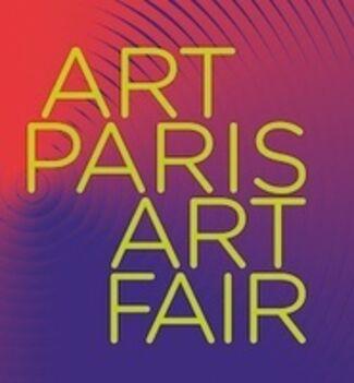 ABC-ARTE at Art Paris 2017, installation view