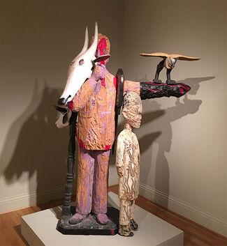 Karel Appel: A Gesture of Color, installation view