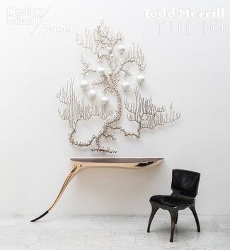 Todd Merrill Studio at Design Miami/ Basel 2018, installation view