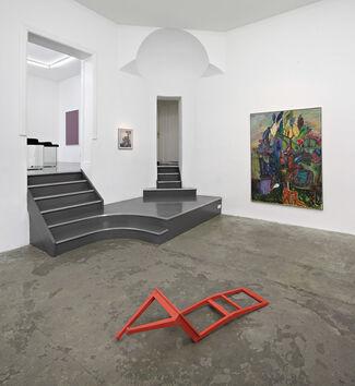 Gallery Weekend Berlin: FRIEDRICH KUHN and ROBERT & TRIX HAUSSMANN, installation view