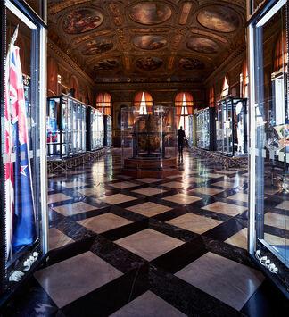 New Zealand Pavilion, installation view