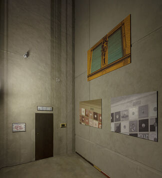 12 Rooms   HENDRIK KRAWEN: Room #1, installation view