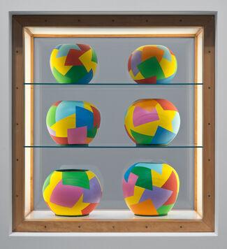 Ken Price, installation view