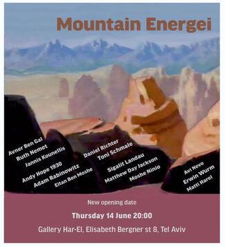 Mountain Energei, installation view