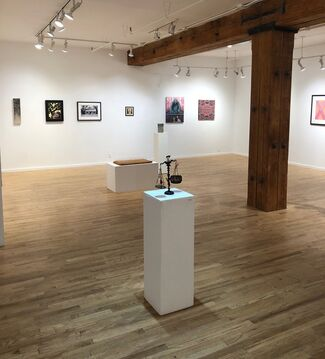 Signs of the Times, installation view