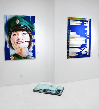 Art Remixed, installation view