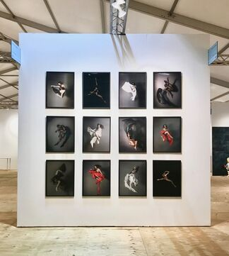 Pontone Gallery at Market Art + Design 2018, installation view