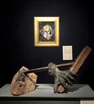 Menconi+Schoelkopf at ADAA The Art Show 2014, installation view
