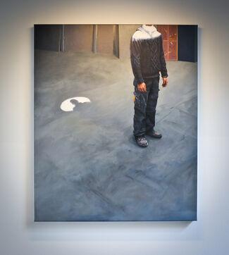 """HOLLOW"" by Diego Cirulli, installation view"