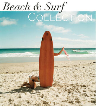 Beach House and Surf Collection on ArtStar, installation view