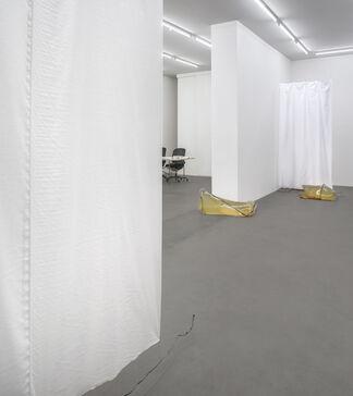 OLGA BALEMA: Cannibals, installation view