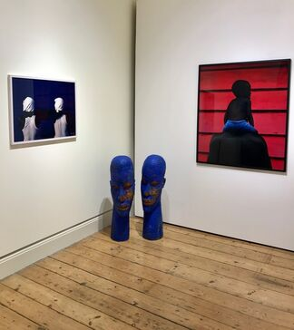 Nil Gallery at 1-54 London 2019, installation view
