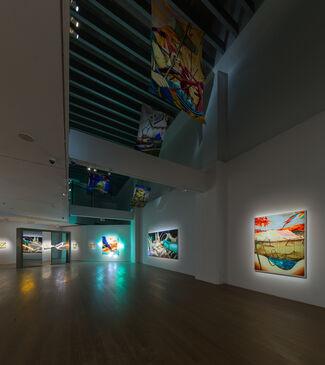 Action Through Inaction — CHOU Tai-Chun Solo Exhibition, installation view