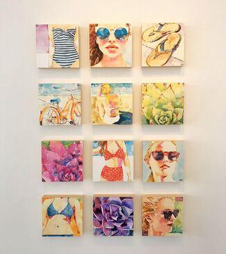 Shades of Summer, installation view