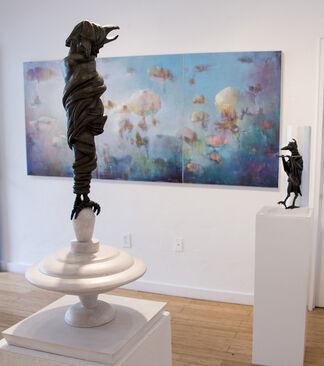 BoxHeart at Aqua Art Miami 2016, installation view