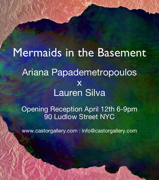 Mermaids in the Basement, installation view