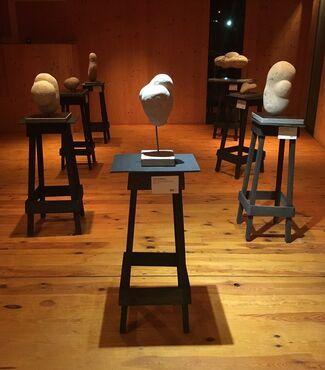 """Arteologia"" by Muamby Wassaky, installation view"