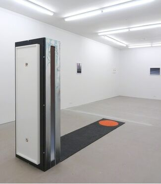 Dike Blair: Sculptures and Paintings, installation view