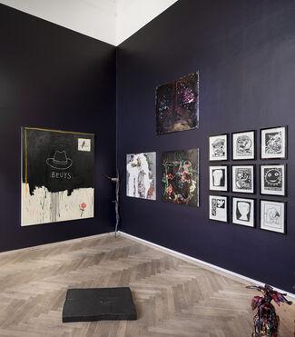 V1 Gallery at CHART | ART FAIR 2017, installation view