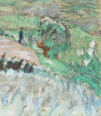 Bonnard's House in the Valley: A 19th Century Landscape Painted with a 20th Century Hand, installation view