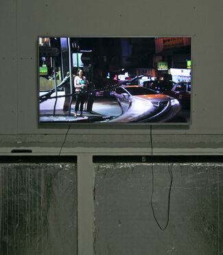 Relative Time, installation view