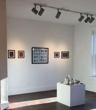 Distortion, installation view