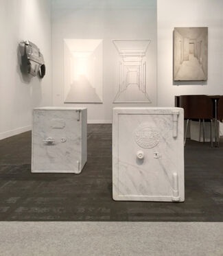 Tang Contemporary Art at The Armory Show 2017, installation view