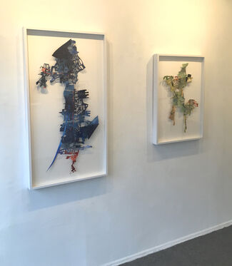 Paper Cuts, installation view