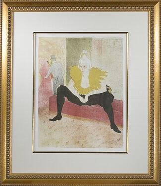 Toulouse-Lautrec and the Paris Art Scene, installation view
