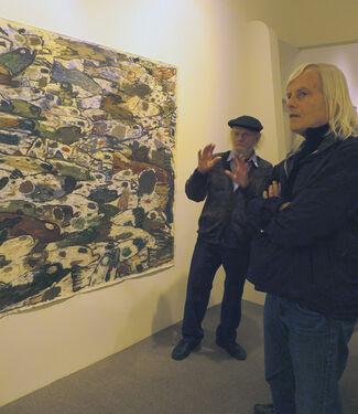 Gaylen Hansen: New Paintings/Drawings, installation view
