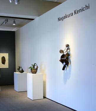 Nagakura Kenichi, installation view
