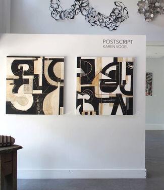 POSTSCRIPT: Karen Vogel, installation view