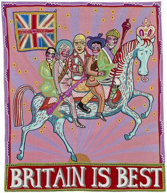 Editions - Best of British, installation view