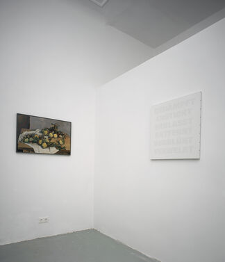 Remy Zaugg, installation view