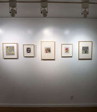 Lower Gallery Group Exhibition, installation view