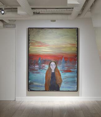 Enrique Martínez Celaya: The Seaman's Crop, installation view