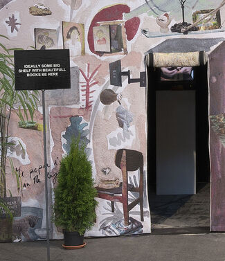 carlier | gebauer at abc berlin Contemporary 2016, installation view