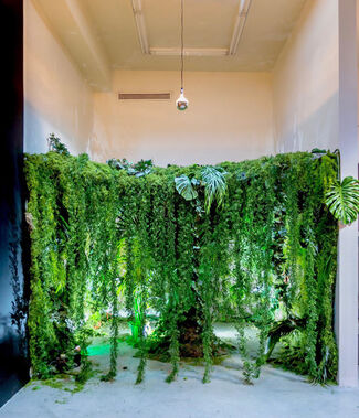 Its a Jungle Out Here, installation view