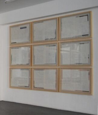 Profile at Artissima 2015, installation view
