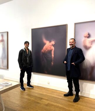 Project 2.0 at Photo London 2021, installation view