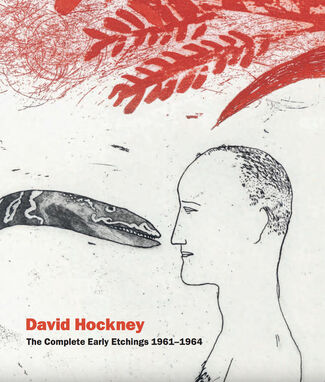 David Hockney: The Complete Early Etchings 1961 - 1964, installation view