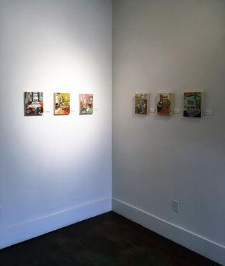Dwell, installation view