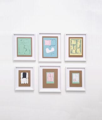 Paul Erschen, Cloven, installation view