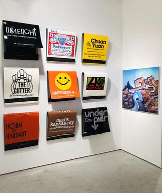 Jonathan Ferrara Gallery at Art Miami 2018, installation view