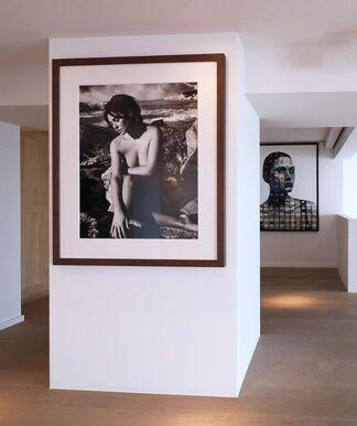 21st Century Portraits, installation view