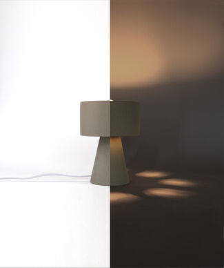 Design Series 3: Lighting from the Heath Clay Studio, installation view