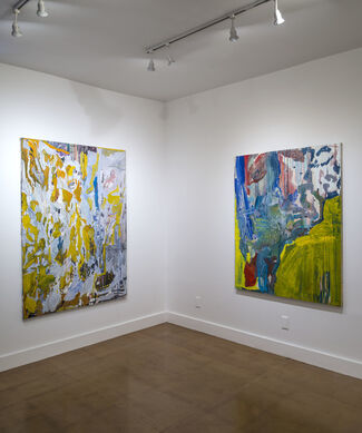 Matthew Samolewicz and Ross Simonini - Bathers, installation view
