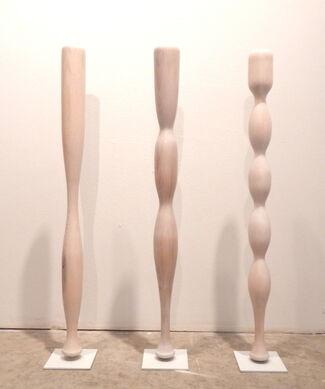 Victori Contemporary at Art Wynwood 2014, installation view