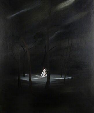 Carolina raquel antich «De pronto sentí el río en mí» «Suddenly I felt the river in me», installation view