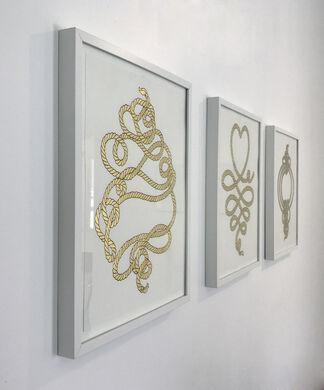 Summer Spotlight:   Meg Arsenovic + Amelia Toelke, installation view